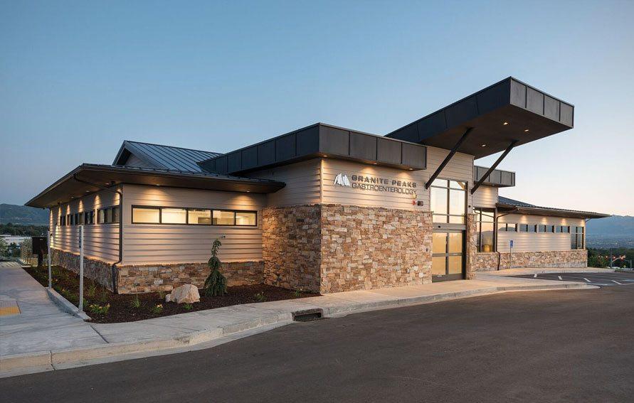 Granite Peaks Gastroenterology Sandy Utah Office